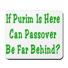 Purim Passover Mousepad