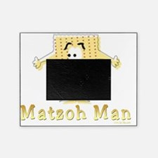 3-MAtzoh Man 2 flat Picture Frame