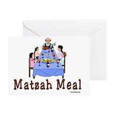 Matzoh Meal Greeting Card