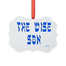 Wise Son 2 Ornament