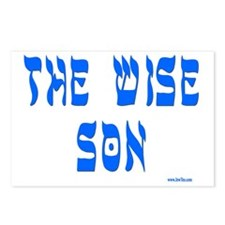 Wise Son 2 Postcards (Package of 8)