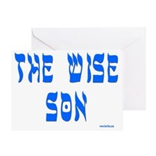 Wise Son 2 Greeting Card