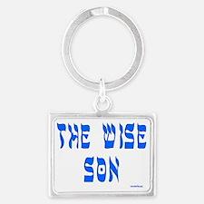 Wise Son 2 Landscape Keychain