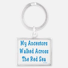 Red Sea2 Landscape Keychain