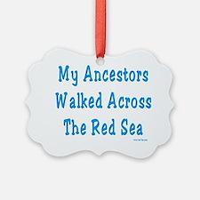 Red Sea2 Ornament