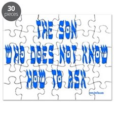 Son WHo Does Not Know 2 Puzzle