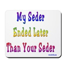 My Seder1 Mousepad