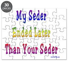 My Seder1 Puzzle