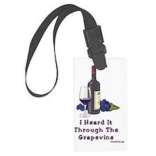 Grapevine2 Luggage Tag