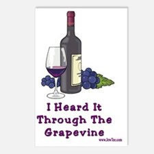 Grapevine2 Postcards (Package of 8)