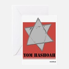 Holocaust 3 Greeting Card