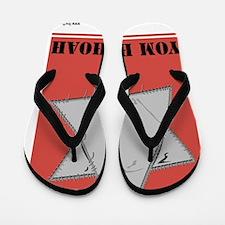 Holocaust 3 Flip Flops