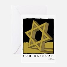 Holocaust 5 Greeting Card