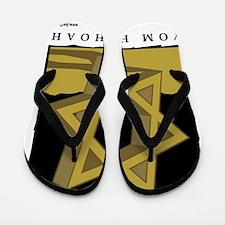 Holocaust 5 Flip Flops