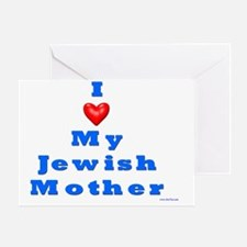 Jewish Mother2 Greeting Card