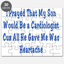 Heartache Puzzle