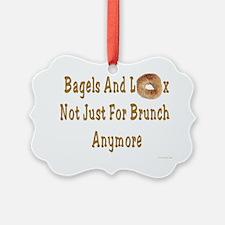 Bagels And Lox Ornament