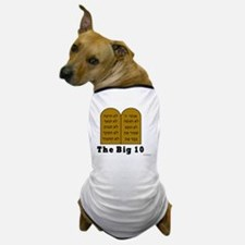 Big 10 Dog T-Shirt