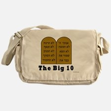 Big 10 Messenger Bag