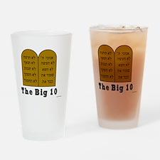 Big 10 Drinking Glass