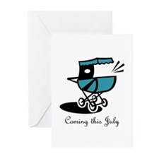 Coming This July Greeting Cards (Pk of 10)