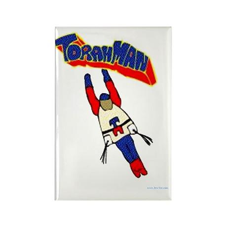 Torah man Rectangle Magnet