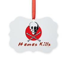 Hamas Kills Ornament