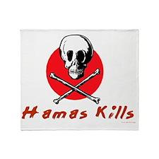 Hamas Kills Throw Blanket