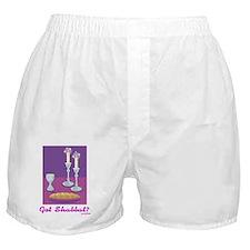 Got Shabbat Boxer Shorts
