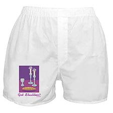 Got Shabbos Boxer Shorts
