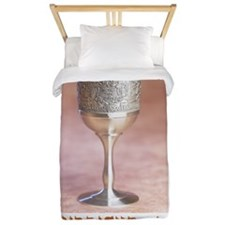 Yiddishe Cup Twin Duvet