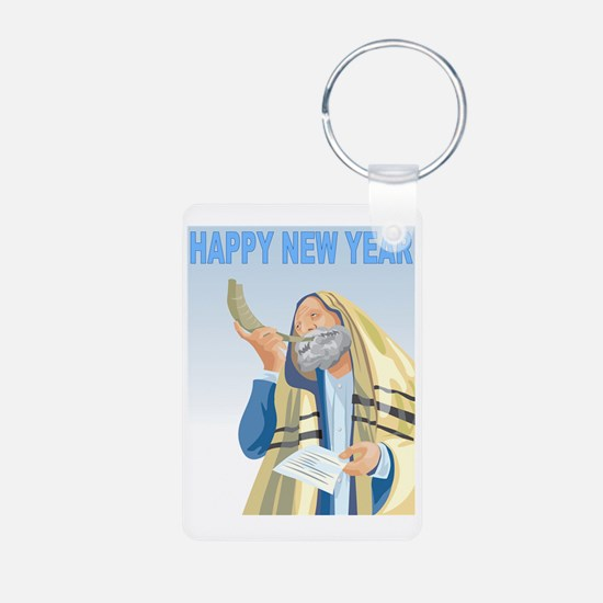 HAPPY NEW YEAR Keychains