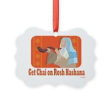 Get Chai Rosh Hashana Ornament