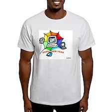 Jewish New Year Web T-Shirt