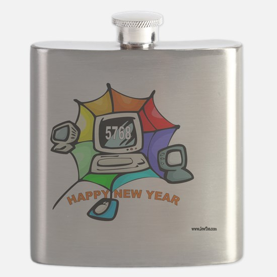 Jewish New Year Web Flask