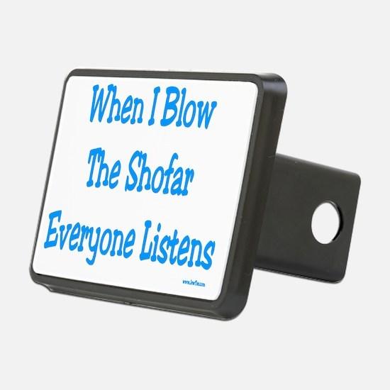 Blow Shofar Hitch Cover