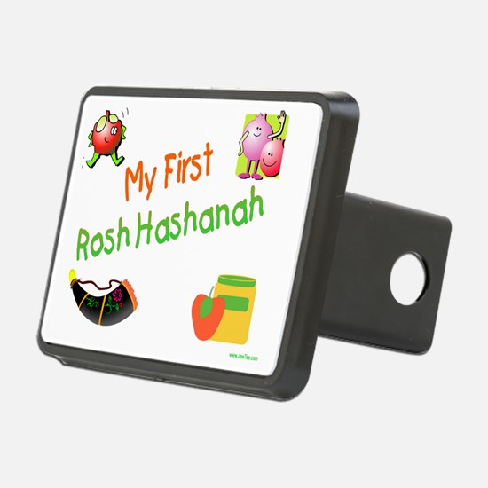 My FIrst Rosh Hashanah Hitch Cover