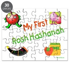 My First Rosh Hashanah Puzzle