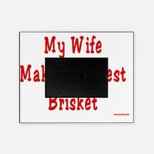 wife brisket Picture Frame