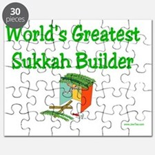 worlds greatest succah builder Puzzle