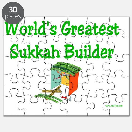 worlds greatest succah builder Puzzle
