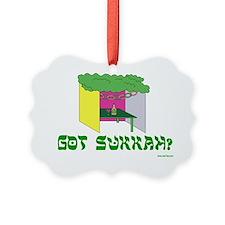 got sukkah Ornament