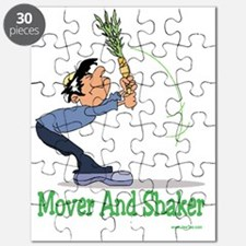Mover and Shaker Puzzle