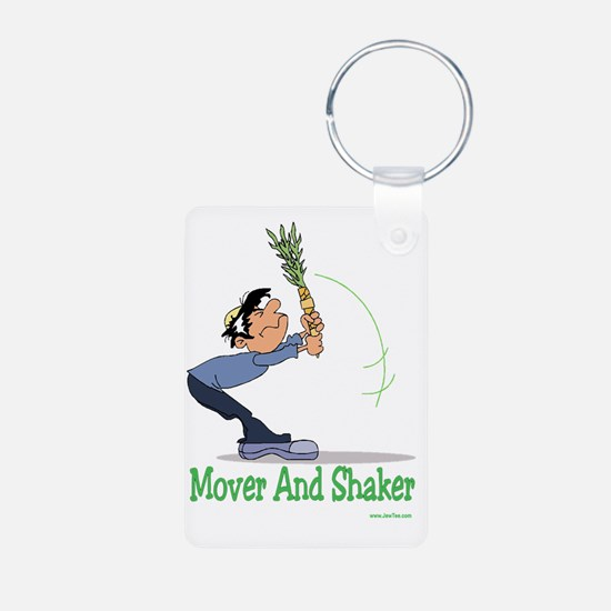 Mover and Shaker Keychains