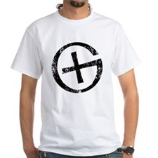 Geocache symbol distresssed Shirt