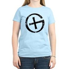 Geocache symbol distresssed T-Shirt
