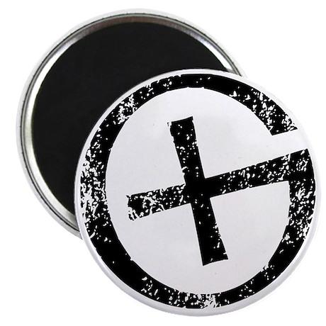 Geocache symbol distresssed Magnet