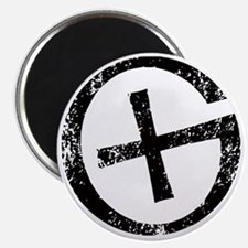 Geocache symbol distresssed Magnet
