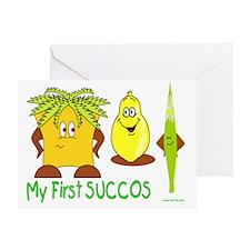 my first succos Greeting Card