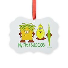 my first succos Ornament